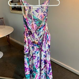 Amanda Uprichard Kaleidoscope Dress